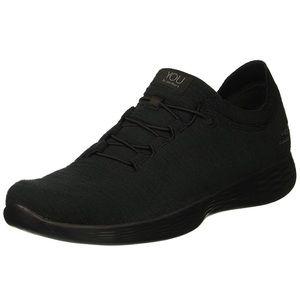Skechers You Define Black Women Shoes